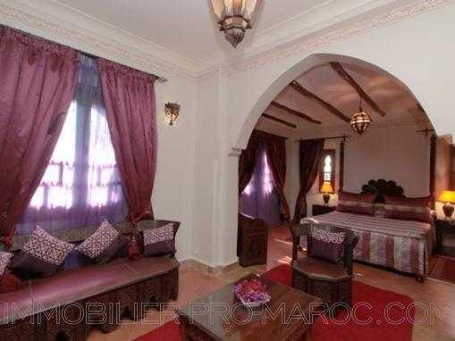Prestigieux palais d'hôtes  à  la Targa