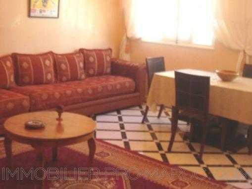 Bel appartement 2e étage, bien meublé et équipé, à 600m de la plage d'essaouira
