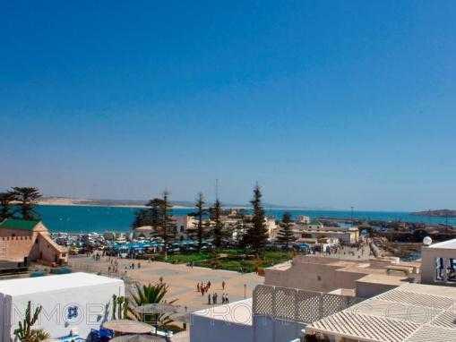 CHARMANTE MAISON D'HÖTES VUE MER dans la médina d'Essaouira