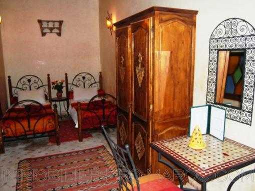 AUTHENTIQUE RIAD de 18éme siècle/MAISON D'HÖTES dans la médina d'Essaouira