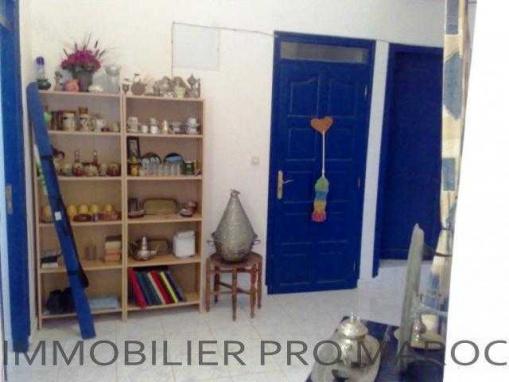 IMMEUBLE: 2 appartements séparés + terrasse à Azelf d'Essaouira