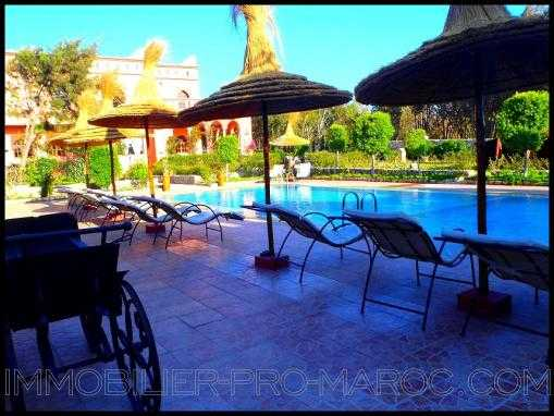 HOTEL avec 16 chambres, piscine à 5min d'Essaouira