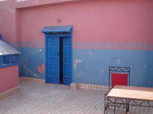 MAISON D'HÖTES traditionnelle dans la medina d Essaouira