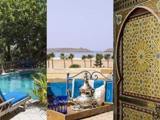 PROPRIETE PRIVEE sur la plage d'Essaouira