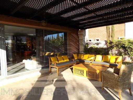 Appartement 320m² en location longue durée à Marrakech ref 6660