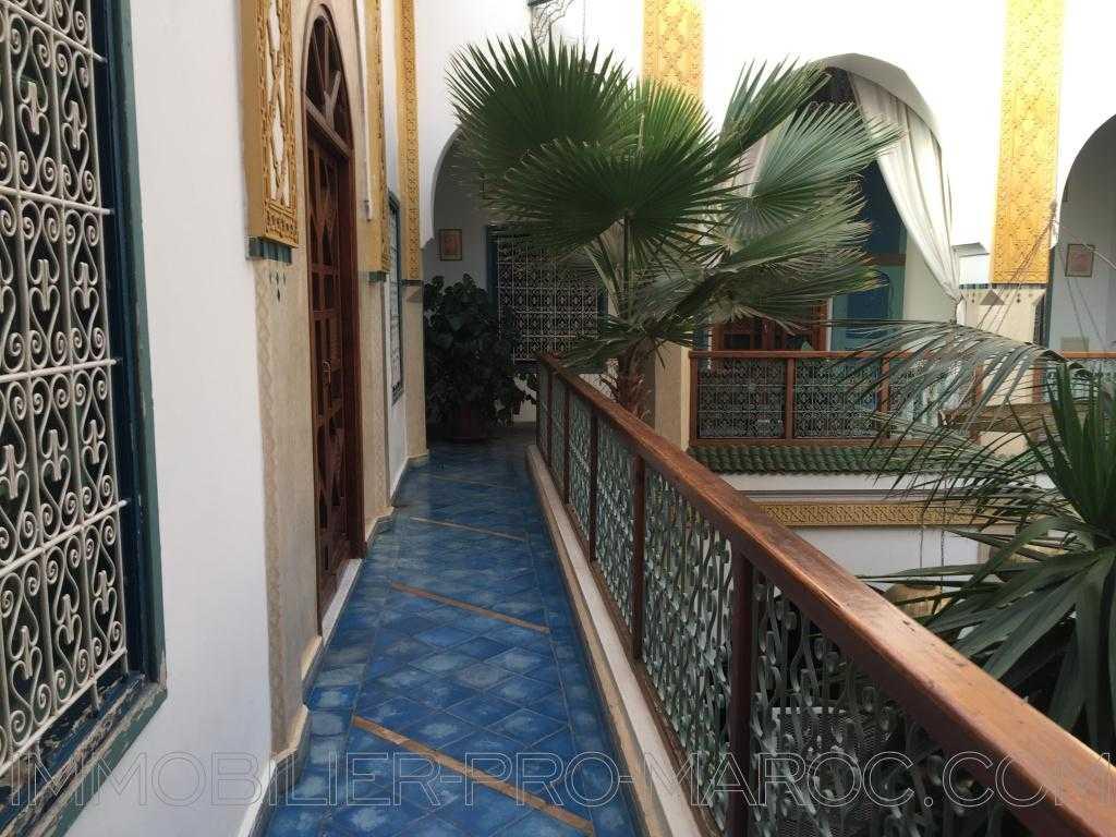 Riad Surface du Terrain 471 m²