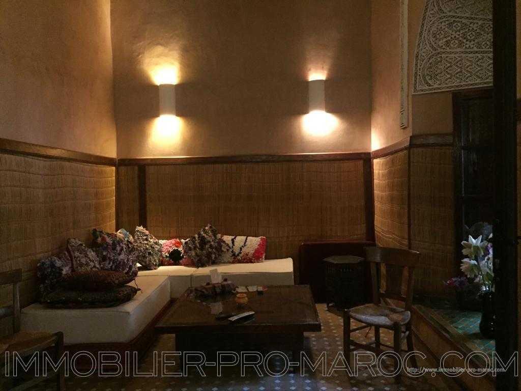 Riad Surface 530 m²
