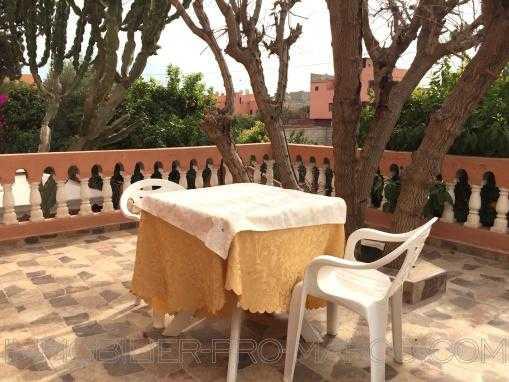 Villa 250m² en location longue durée à Marrakech ref 6668