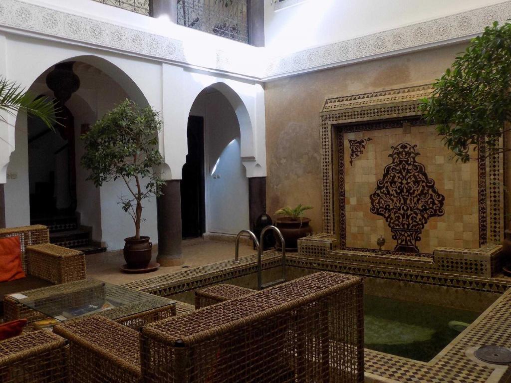 Riad Surface 250 m²
