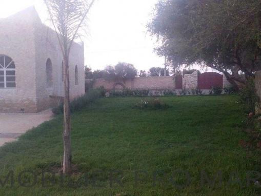 villa non meublée, avec piscine à 12 kms d'Essaouira