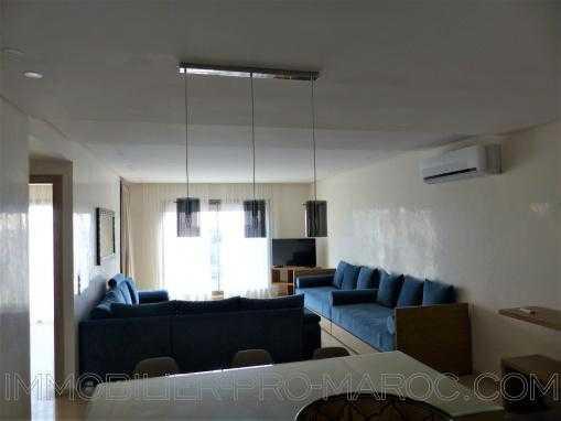 Splendide Appartement Meublé avec Terrasse