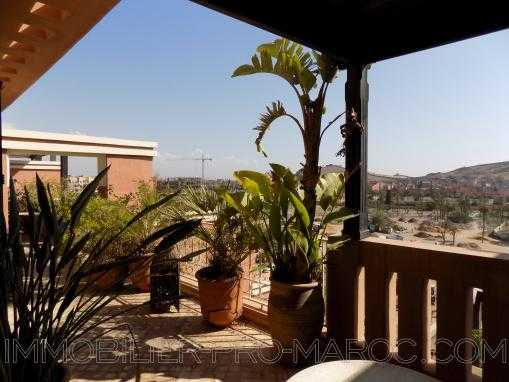 sublime appartement 5eme etage terrasse plein sud