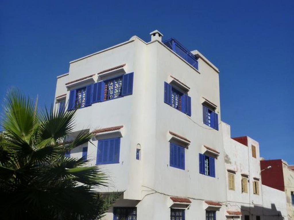 Immeuble Avantages lumineux , immeuble Épuré , vue panoramique sur la médina...