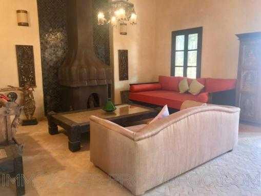 Villa 4 chambres Marrakech