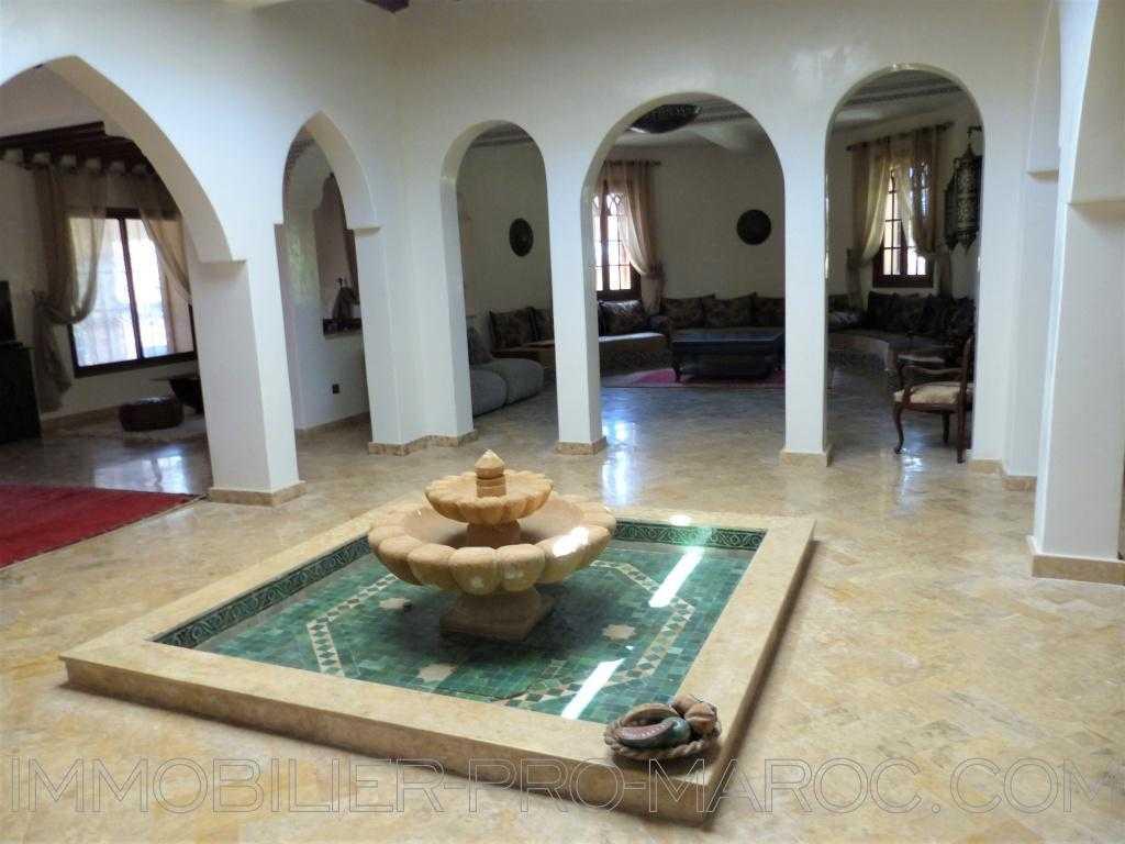 Villa Surface 370 m²