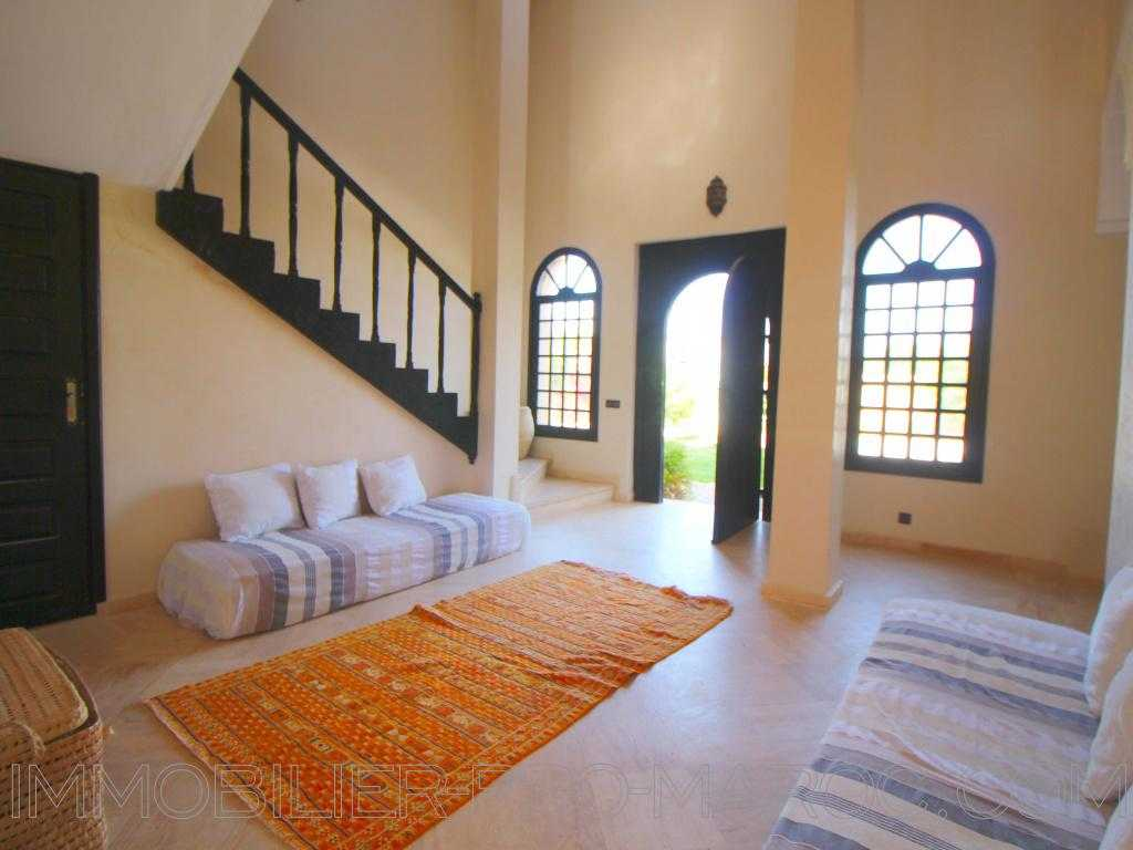 Villa Surface du Terrain 802 m²