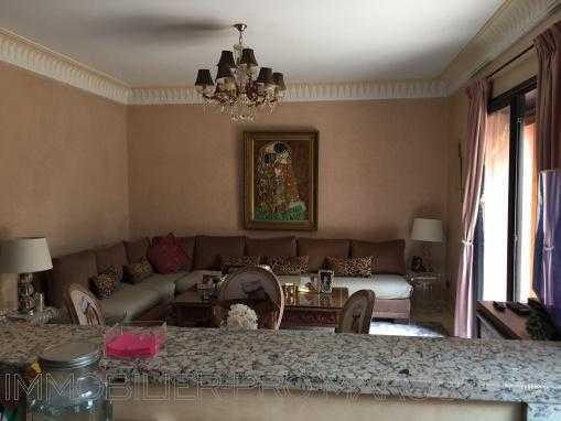 Appartement de standing-2chb-terrasse-Coeur de Guéliz