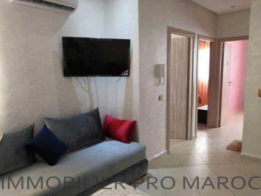 Appartement meublé Abawab Guéliz