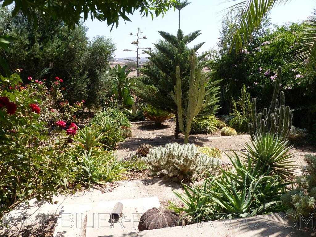 Villa Quartier Route de Marrakech