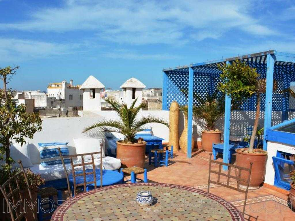 Maison d'hôtes Ville Essaouira