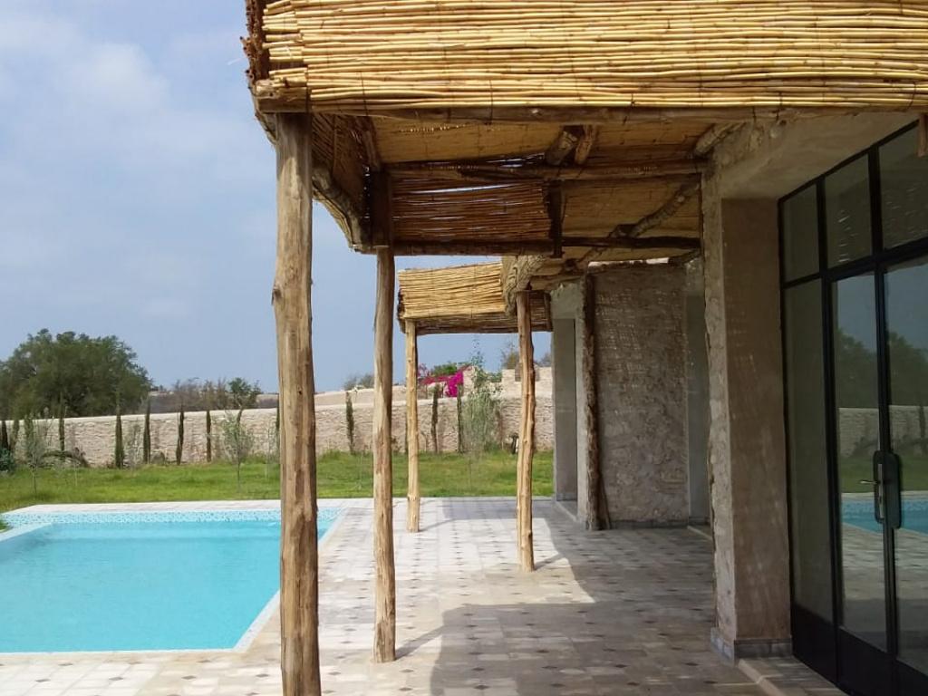 Villa Surface du Terrain 1 000 m²