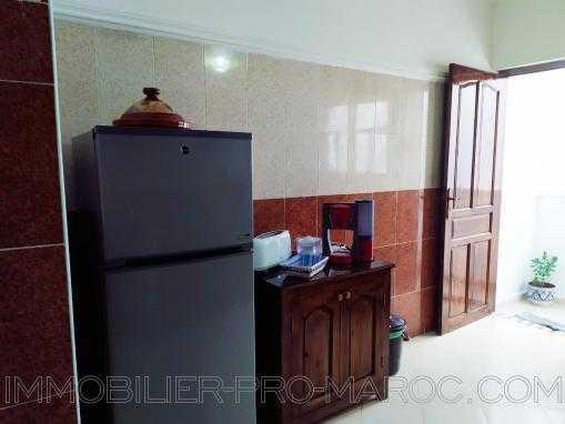 Appartement 2éme étage, entièrement meublé au quartier Rawnak