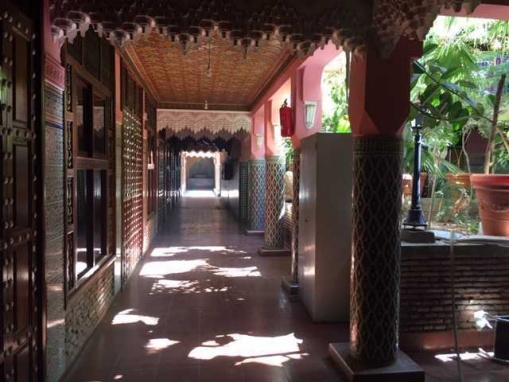 Location Gérance d'un riad maison d'hôtes en plein coeur de la Médina.