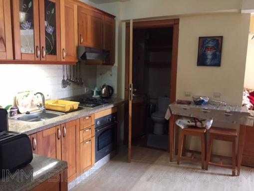 Appartement de standing-1chb-Hyper centre Guéliz-Piscine