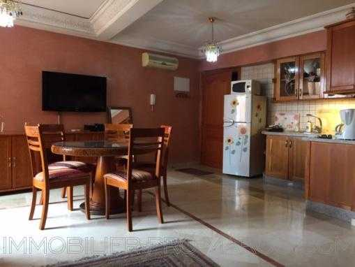 Appartement1 chb-résidence de standing -Piscine-Guéliz