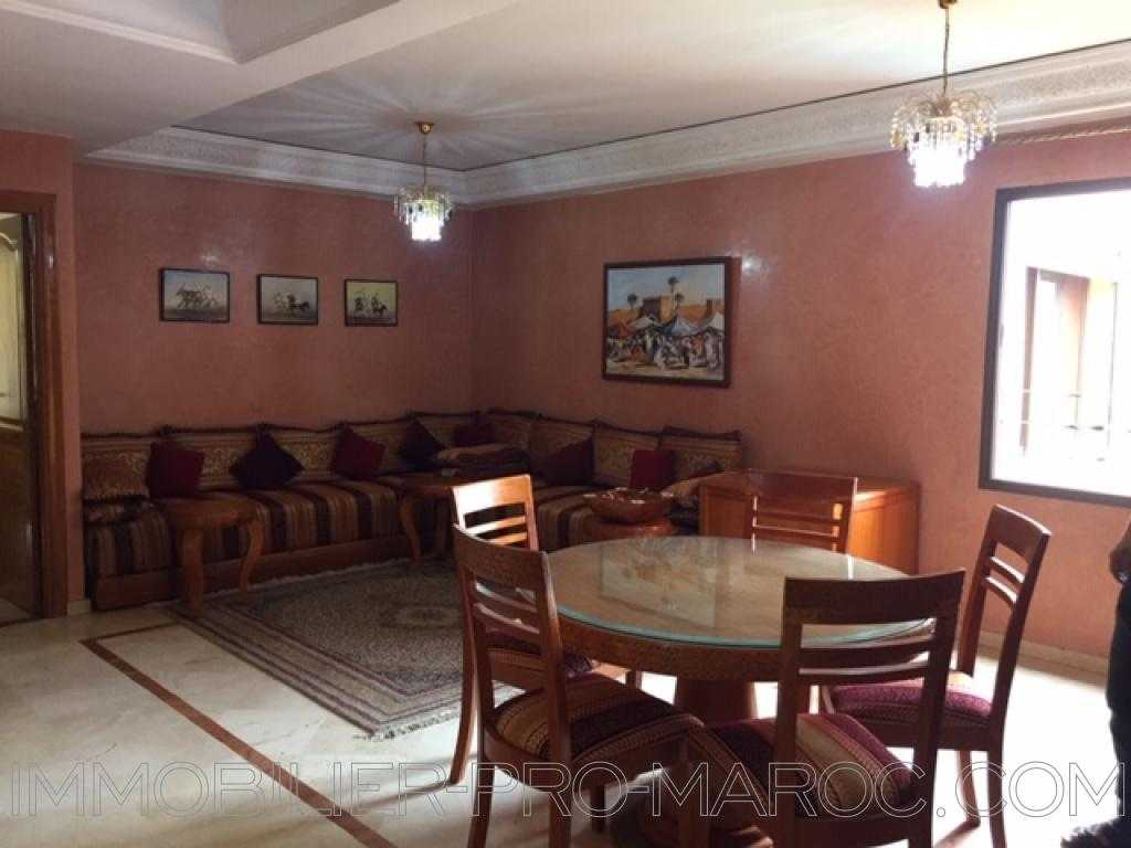Appartement Surface 52 m²