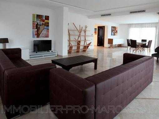 Location-Exceptionnel appartement de luxe-Hyper centre Gueliz-2 chb-Terrasse