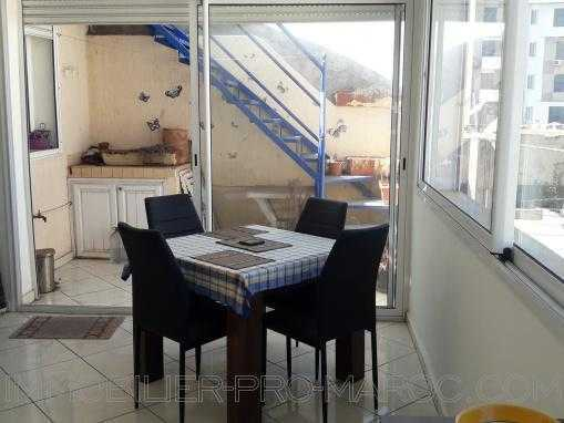 COQUET APPARTEMENT CENTRE VILLE AGADIR