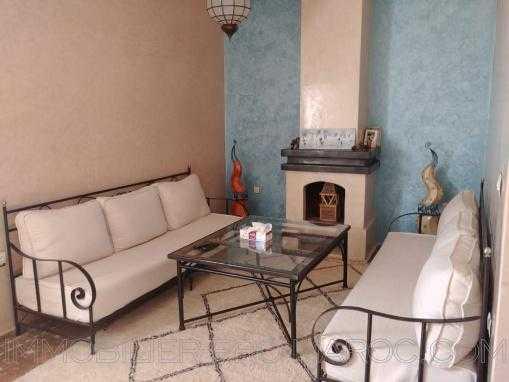 OPPORTUNITE: Appartement TERRASSE 2 chambres, meublé au quartier Rawnak