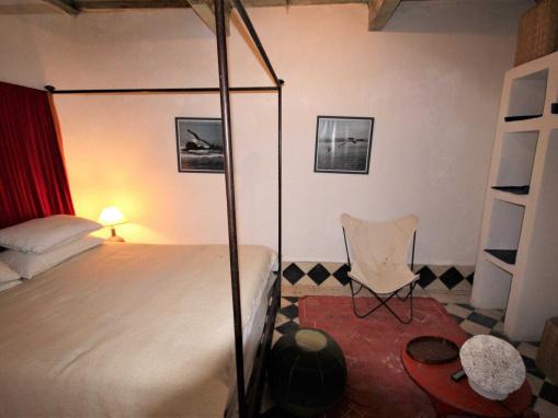 Riad chaleureux,5 chambres avec une belle vue sur l'océan