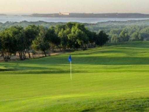 Immeuble de 3 appartements avec une vue panoramique sur mer & golf à diabat