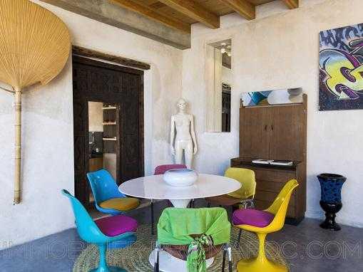 Bel appartement dans la médina bénéficiant d'une vue sur la plage d'essaouira