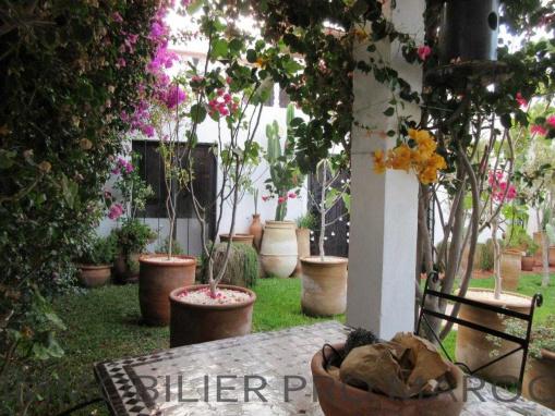 Petite maison semi meublée à seulement 8 Kms d'Essaouira