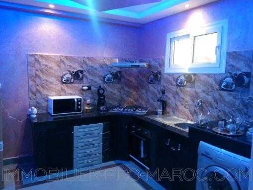duplex entièrement refait, meublé à 8 kms d'Essaouira