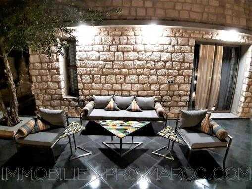 Charmante villa de style contemporain , 3 chambres, avec piscine