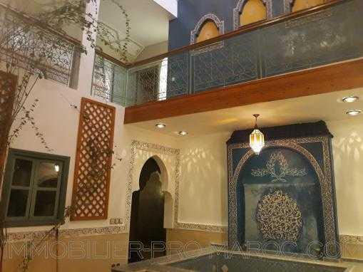 Riad d'excellente facture Kasbah