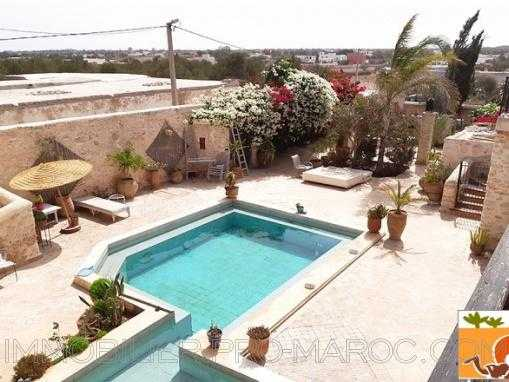 Charmante villa de 3 chambres avec piscine à seulement 20 min d'Essaouira