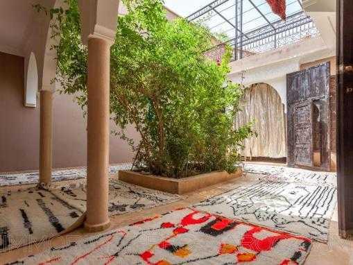 Riad d'habitation-4chb-10mn du centre de Marrakech