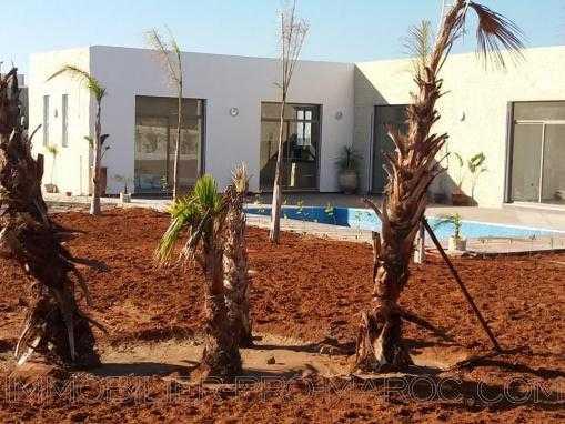 Maison neuve de 2 chambres avec piscine à seulement 10 min d'Essaouira