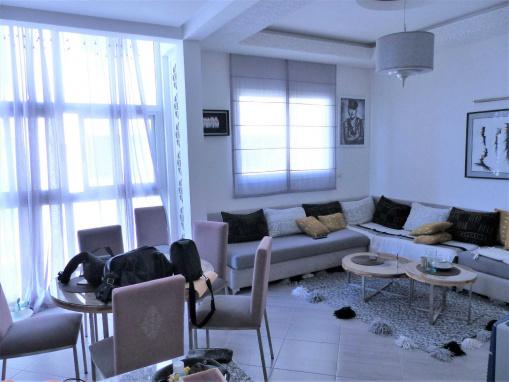 Bel appartement neuf , bien placé à 50 m de la plage
