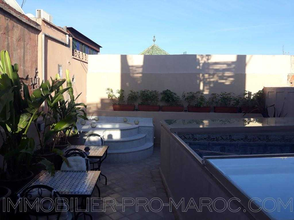 Riad Surface 200 m²