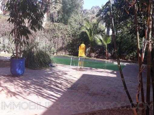 Rare, unique, villa Hivernage top emplacement location longue duree