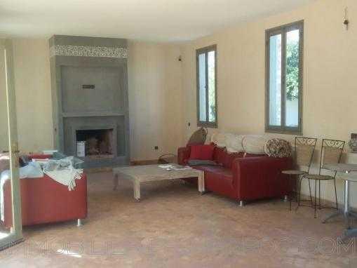 VILLA non meublée avec jardin, à seulement 8Kms d'Essaouira