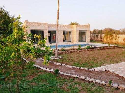 Maison de campagne en pierres à seulement 12 min d'Essaouira