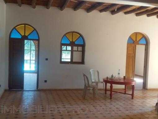 maison de campagne, non meublée, avec piscine à 12 Kms d'Essaouira