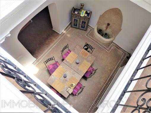 Joli Riad au coeur de la Médina avec double Terrasse